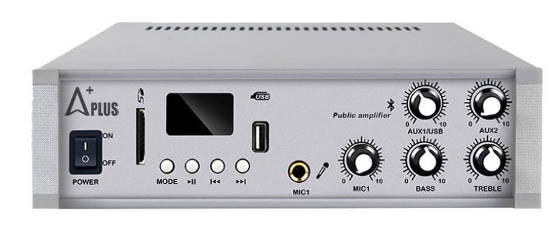 Amply liền mixer Aplus FL-5050A 1