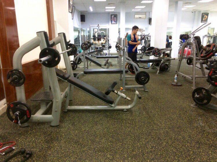 Thiết kế lắp đặt âm thanh phòng tập gym, phòng tập yoga. 2