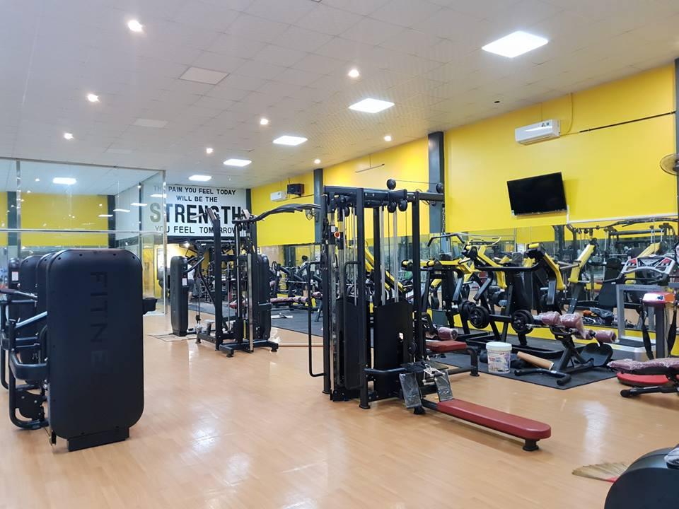 Thiết kế lắp đặt âm thanh phòng tập gym, phòng tập yoga. 1