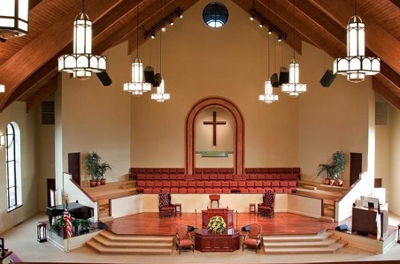 Loa nghe nhạc cho nhà thờ cao cấp giá tốt. 5