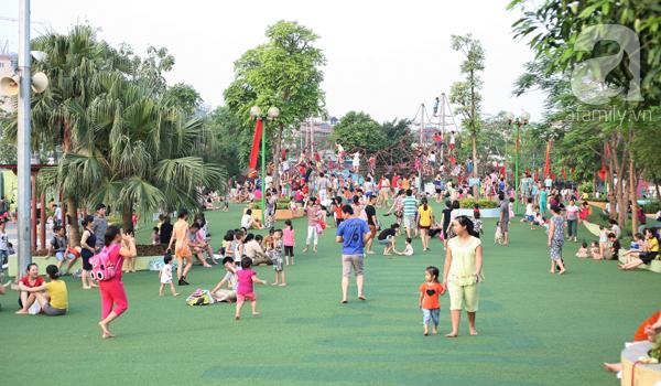 Cung cấp, lắp đặt thiết bị âm thanh cho công viên khu vui chơi giải trí. 3