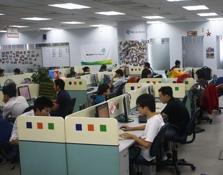 Bố trí thiết bị âm thanh văn phòng giúp làm việc hiệu quả hơn. 2