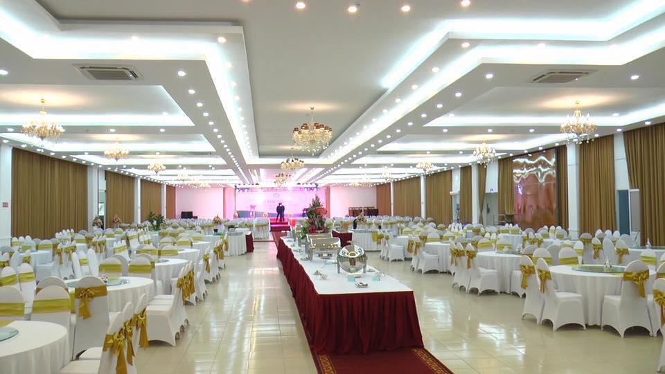 Thiết kế hệ thống âm thanh nhà hàng, tiệc cưới. 4