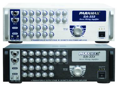 Amply karaoke Paramax SA-333