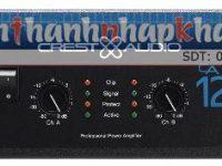 Giá, thông số kỹ thuật cục đẩy công suất Crest Audio CA 12 3