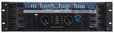 Giá, thông số kỹ thuật cục đẩy công suất Crest Audio CA 12 1
