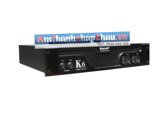 KORAH K6