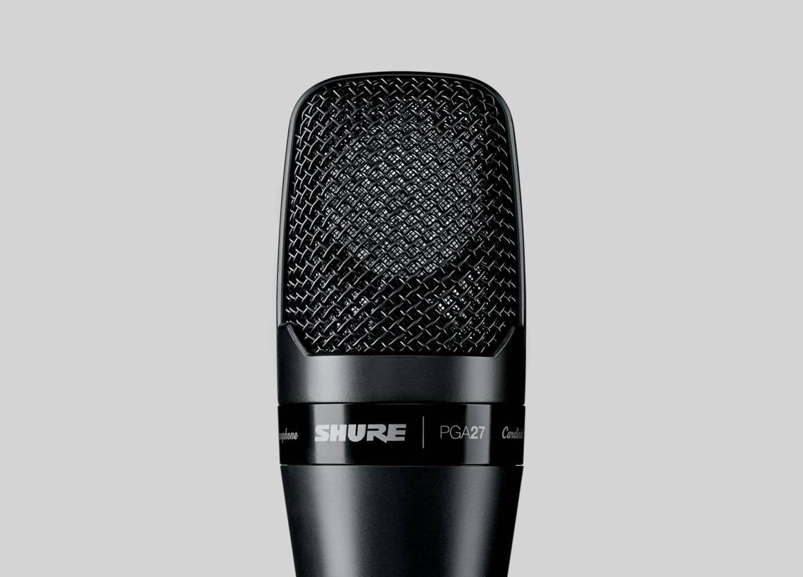 Micro karaoke Shure PGA27