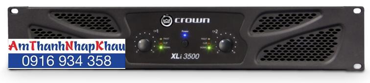 Cục đẩy CROWN XLI 3500
