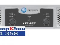 Giá, thông số kỹ thuật của cục đẩy công suất CROWN LPS 800 3