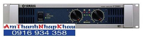 Cục đẩy công suất YAMAHA P 2500S