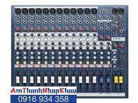 Bàn trộn Mixer Soundcraft EPM12