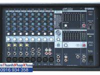 Giá, tính năng của bàn trộn liền công suất Mixer Yamaha EMX 312 SC 1