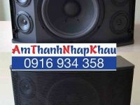 Loa karaoke JBL Ki 110