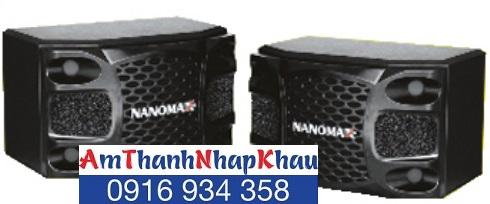 Loa Nanomax S 666