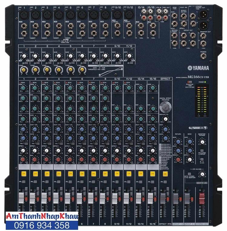 Mixer Yamaha MG 32-14FX