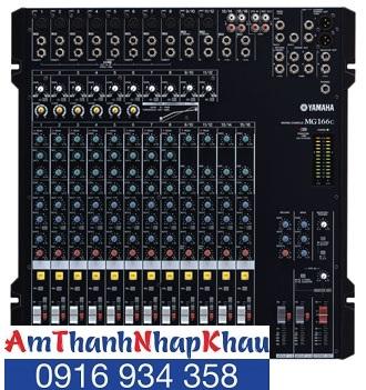 Mixer Yamaha MG166C