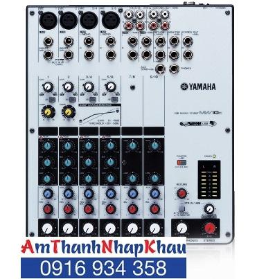 Mixer Yamaha MW 10C