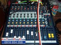 Bàn trộn Mixer Soundcraft EPM8