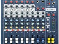 Giá, tính năng của bàn trộn Mixer Soundcraft EPM6 6