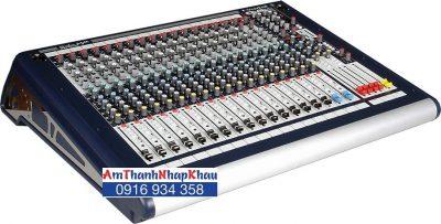 Bàn trộn Mixer Soundcraft GB216