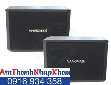 Loa Nanomax RF 500