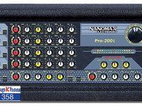 Giá của Amply karaoke Nanomax Pro 200i 1