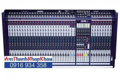 Bàn trộn Mixer Soundcraft GB4/32