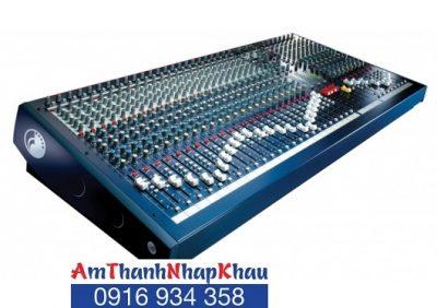 Bàn trộn mixer Soundcraft GB2/24