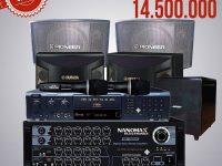 Dàn karaoke 6 số giá rẻ