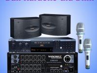 lắp đặt dàn karaoke