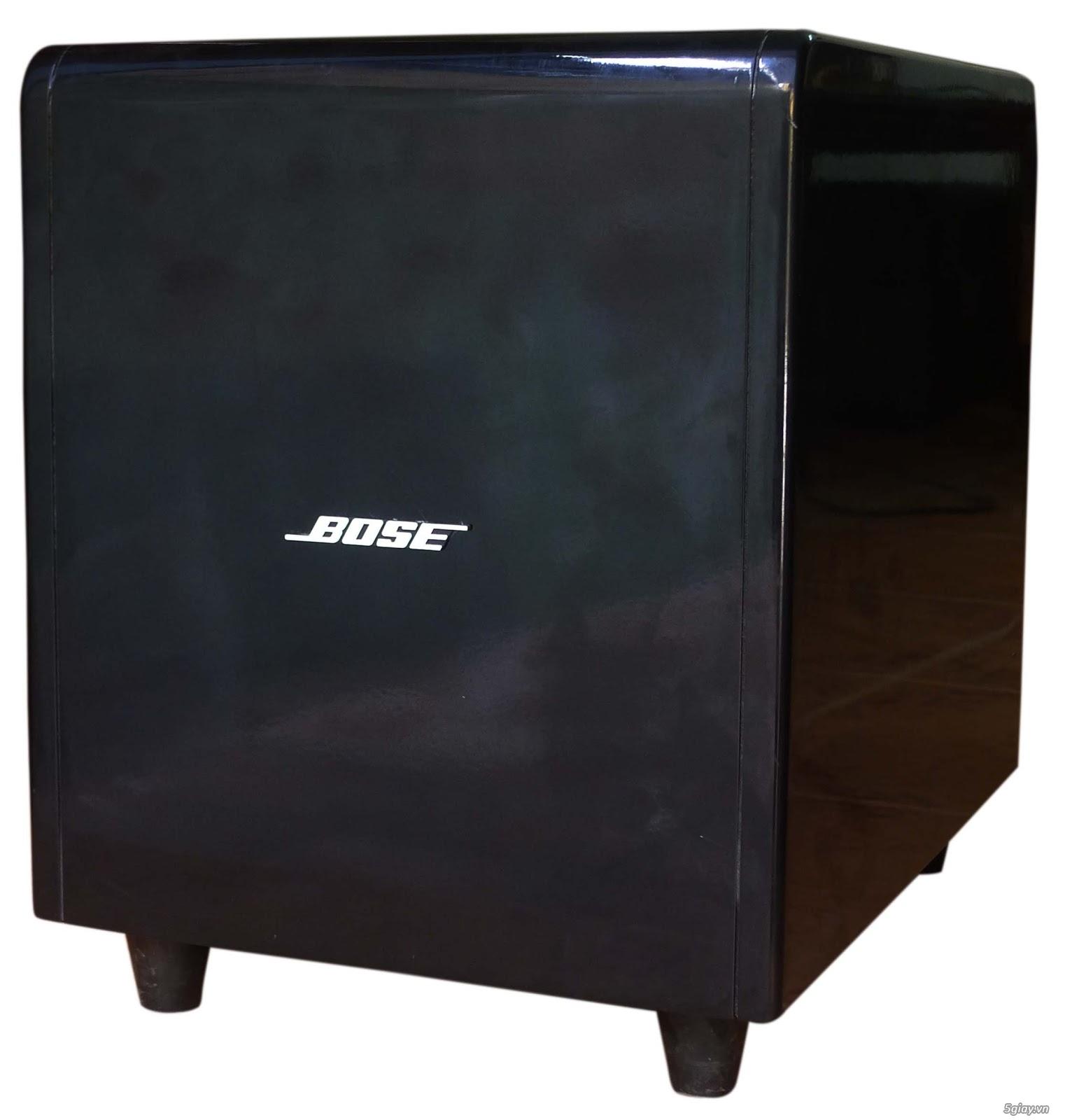 Loa Subwoofer Bose S – 1200 siêu trầm cho bộ dàn karaoke
