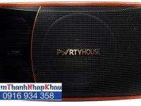 Ứng dụng Loa Karaoke Partyhouse KT 512 4