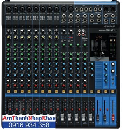 Giá, ứng dụng của bàn trộn Mixer Yamaha MG16XU 3