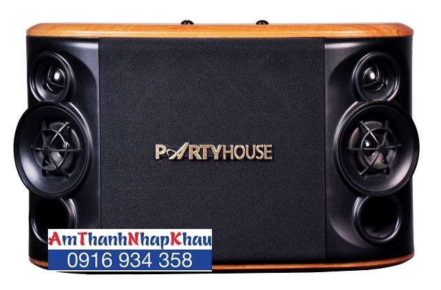 Loa karaoke Partyhouse SA 12