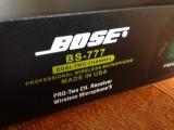 Micro không dây Bose 777 dùng có tốt không? 3