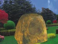 Loa giả đá OBT 1802G chuyên dùng cho sân vườn 4