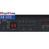 Amply OBT 6455 bộ chọn 5 vùng loa công suất 450w 2
