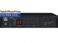 Amply OBT 6455 bộ chọn 5 vùng loa công suất 450w 4