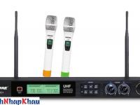 Micro không dây Shure UR8D dùng có tốt không ? 5