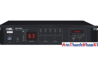Amply 5 vùng chọn OBT 6095 loa công suất 90w 1
