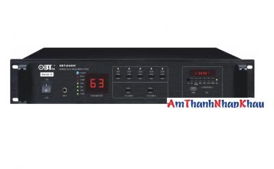 Amply 5 vùng chọn OBT 6095 loa công suất 90w 2