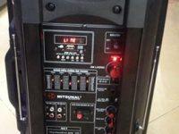 Máy trợ giảng Mitsunal M27 đa năng công suất lớn 5