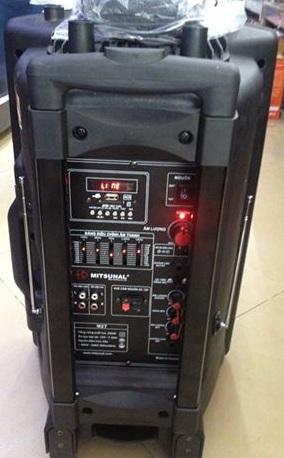 Máy trợ giảng Mitsunal M27 đa năng công suất lớn 3