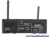 Micro không dây AKG WMS40 Mini 2 đầu thu chất lượng cao 1