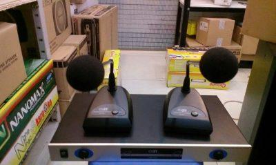 Giá loa Micro cổ ngỗng không dây OBT 820 hàng nhập khẩu 5