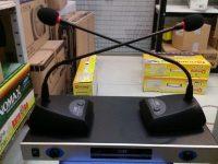 Giá loa Micro cổ ngỗng không dây OBT 820 hàng nhập khẩu 10