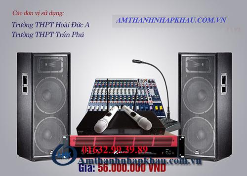 Âm thanh hội trường - Mua loa hội trường giá rẻ tại AHK 2