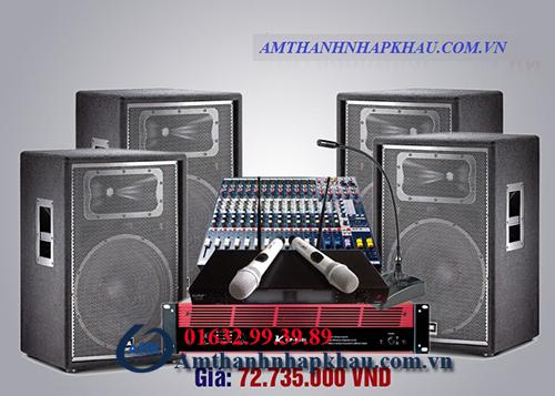 Âm thanh hội trường - Mua loa hội trường giá rẻ tại AHK 4