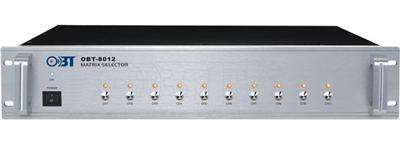 bộ lựa chọn 10 vùng âm thanh obt 8012